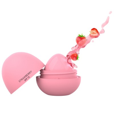 GOLDEN ROSE Lip Butter Strawberry SPF 15