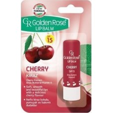 GOLDEN ROSE Lipbalm Cherry SPF 15