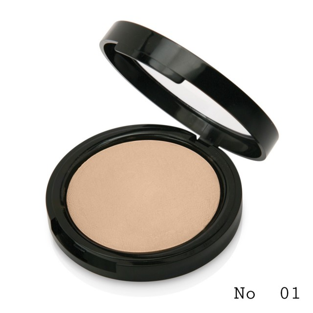 GOLDEN ROSE Mineral Terracotta Powder 01