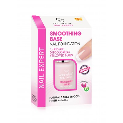 GOLDEN ROSE Nail Expert Smoothing Base Nail Foundation 11ml