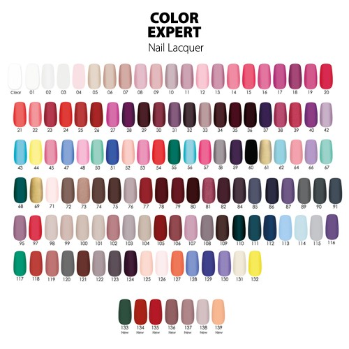 GOLDEN ROSE Color Expert Nail Lacquer 102ml 16