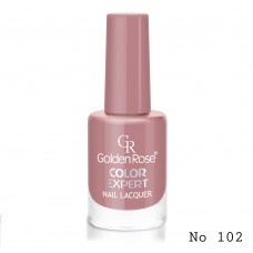 GOLDEN ROSE Color Expert Nail Lacquer 10.2ml - 102
