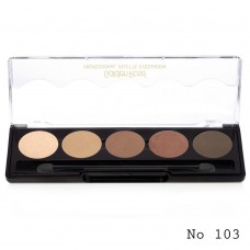 GOLDEN ROSE Professional Palette Eyeshadow 103