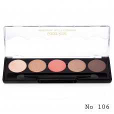 GOLDEN ROSE Professional Palette Eyeshadow 106
