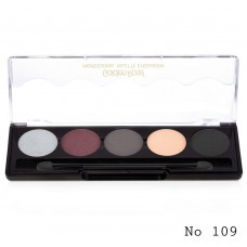 GOLDEN ROSE Professional Palette Eyeshadow 109