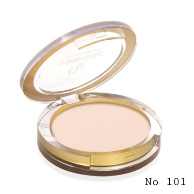 GOLDEN ROSE Pressed Powder 101 ivory