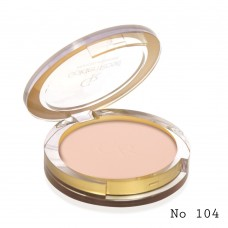 GOLDEN ROSE Pressed Powder 104 natural rose