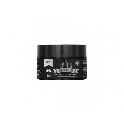 BARBA Men's Hair Clay - Πάστα Για Τα Μαλλιά 125ml