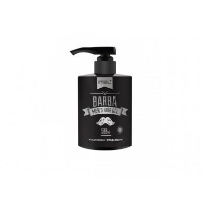 BARBA Men's Hair Gel - Ανδρικό Ζελέ Μαλλιών 500ml