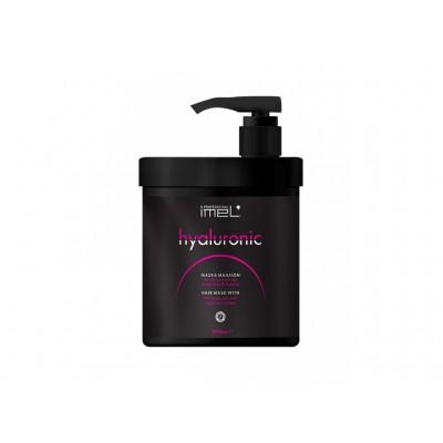 IMEL Μάσκα Μαλλιών Υαλουρονικού Οξέως 1000ml
