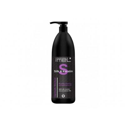 IMEL Σαμπουάν Μαλλιών Silk & Keratin 1000ml