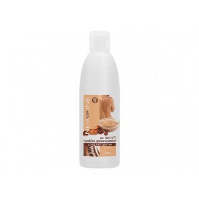 IMEL Cream Bath Πραλίνα Φουντουκιού 1000ml