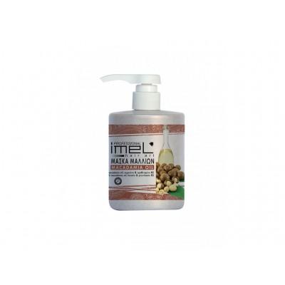 IMEL Μάσκα Μαλλιών Macadamia Οil & Κερατίνη 500ml