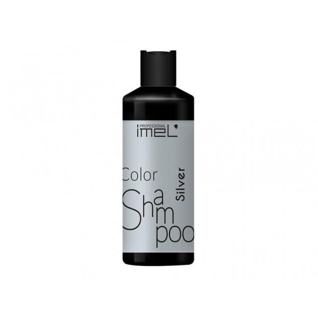 IMEL Shampoo Antigiallo - Για Μαλλιά Γκρίζα, Ξανοιγμένα Και Με Ξανθιές Ανταύγιες 250ml