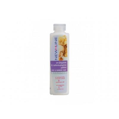 IMEL Shampoo Βαμμένα & Ταλαιπωρημένα Μαλλιά - Dye & Damage Hair 300ml