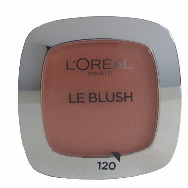 L'OREAL True Match Blush 120 Rose Santal