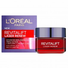 L'OREAL Revitalift Laser Renew Advanced Anti-Ageing Day Cream 50ml