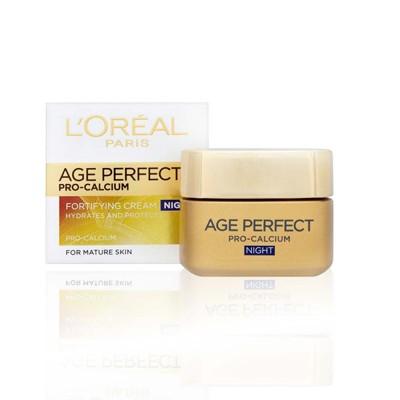 L'OREAL Age Perfect Pro Calcium Night 50ml
