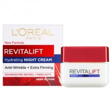 L'OREAL Revitalift Hydrating Night Cream 50ml