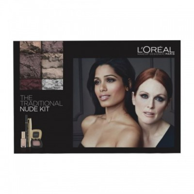 L'OREAL The Traditional Nude Kit