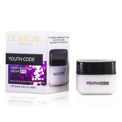 L'OREAL Youth Code Youth Boosting Cream Eye 15ml