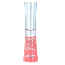 L'OREAL Glam Shine Lip Gloss Sheer Peach 174