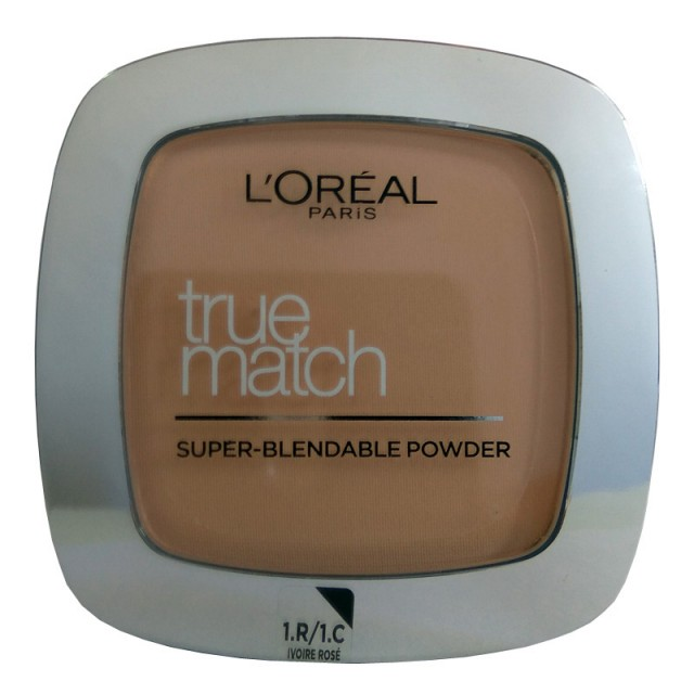 L'OREAL True Match Powder 1R/1C Roce Ivory