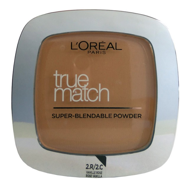 L'OREAL True Match Powder 2R/2C Rose Vanilla