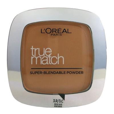 L'OREAL True Match Powder 3R/C3 Beige Rose