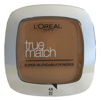 L'OREAL True Match Powder 4N Beige