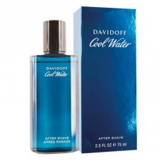 DAVIDOFF Cool Water for Men aftershave lotion 75ml