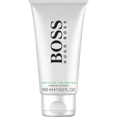 HUGO BOSS Bottled Unlimited shower gel 150ml