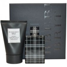 BURBERRY Brit for Men SET: EDT 50ml + shower gel 100ml