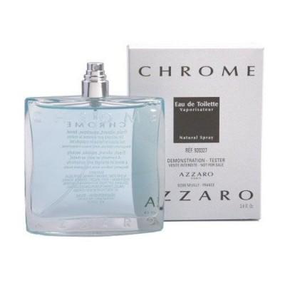 AZZARO Chrome EDT 100ml TESTER