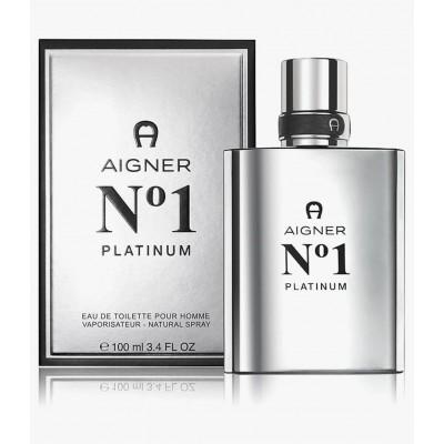 AIGNER No.1 Platinum EDT 100ml