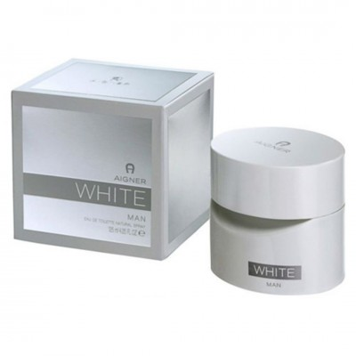 AIGNER White EDT 125ml