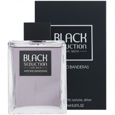 ANTONIO BANDERAS Black Seduction EDT 200ml