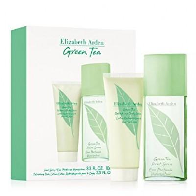 ELIZABETH ARDEN Green Tea SET: EDP 100ml + body lotion 100ml