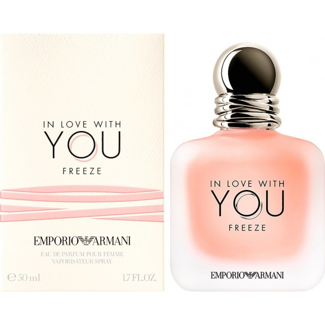 ARMANI In Love With you Freeze EDP 50ml