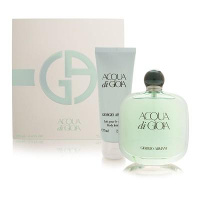 ARMANI Acqua Di Gioia SET: EDP 100ml + body lotion 75ml