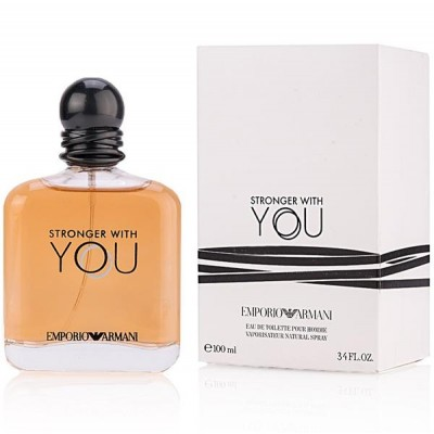 ARMANI Stronger With You EDT 100ml TESTER