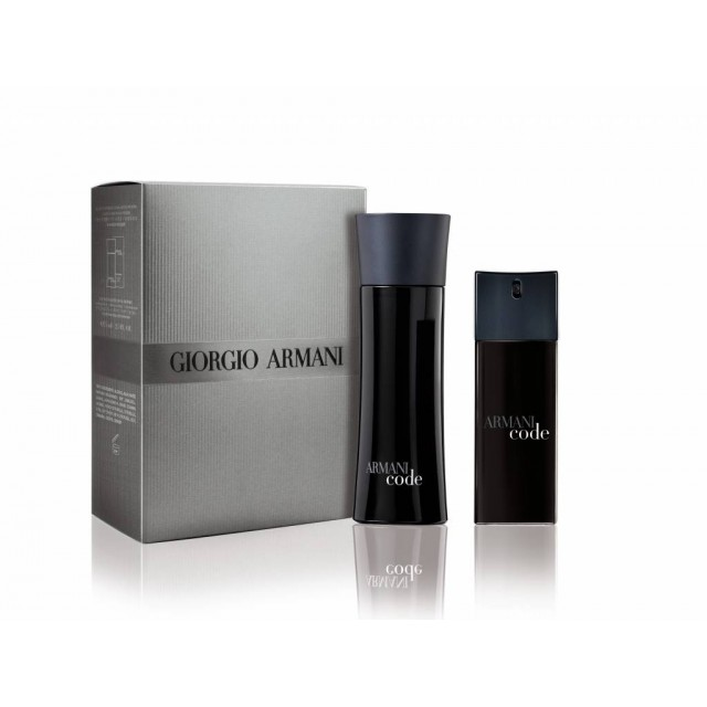 ARMANI Code for Men Set EDT 75ml + EDT 20ml