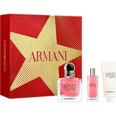 ARMANI In Love With you SET: EDP 50ml + EDP 15ml + hand cream 50ml