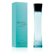 ARMANI Code Turquoise pour femme EDT 75ml