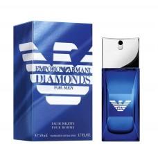 ARMANI Emporio Diamonds Club pour homme EDT 50ml