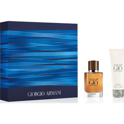 ARMANI Acqua Di Gio Absolu SET: EDP 40ml + shower gel 75ml