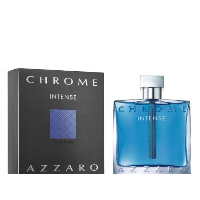 AZZARO Chrome Intense EDT 50ml