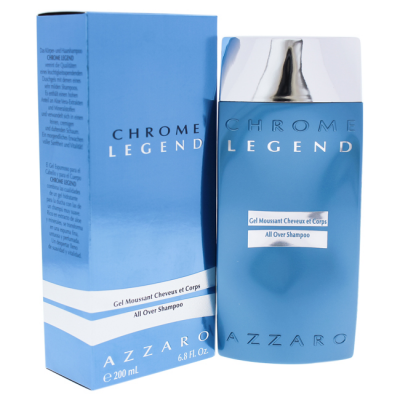 AZZARO Chrome Legend shower gel 200ml