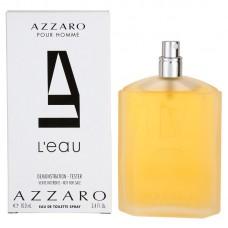 AZZARO Pour Homme L'Eau EDT 100ml TESTER