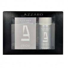 AZZARO Pour Homme L'Eau SET: EDT 50ml + deo spray 150ml